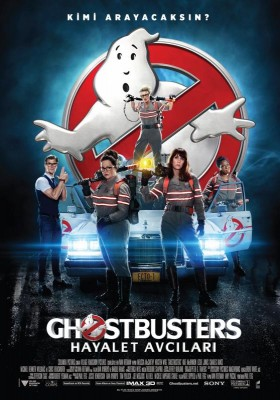 GHOSTBUSTERS: HAYALET AVCILARI